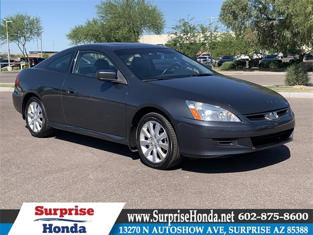 2006 Honda Accord Sedan >> Pre Owned 2006 Honda Accord Ex