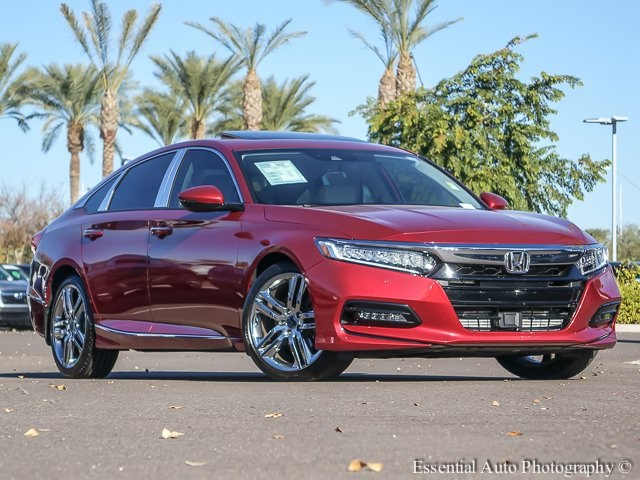 Certified Pre-Owned 2018 Honda Accord Touring 2.0T