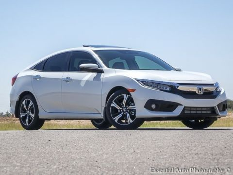 New 2018 Honda Civic Touring
